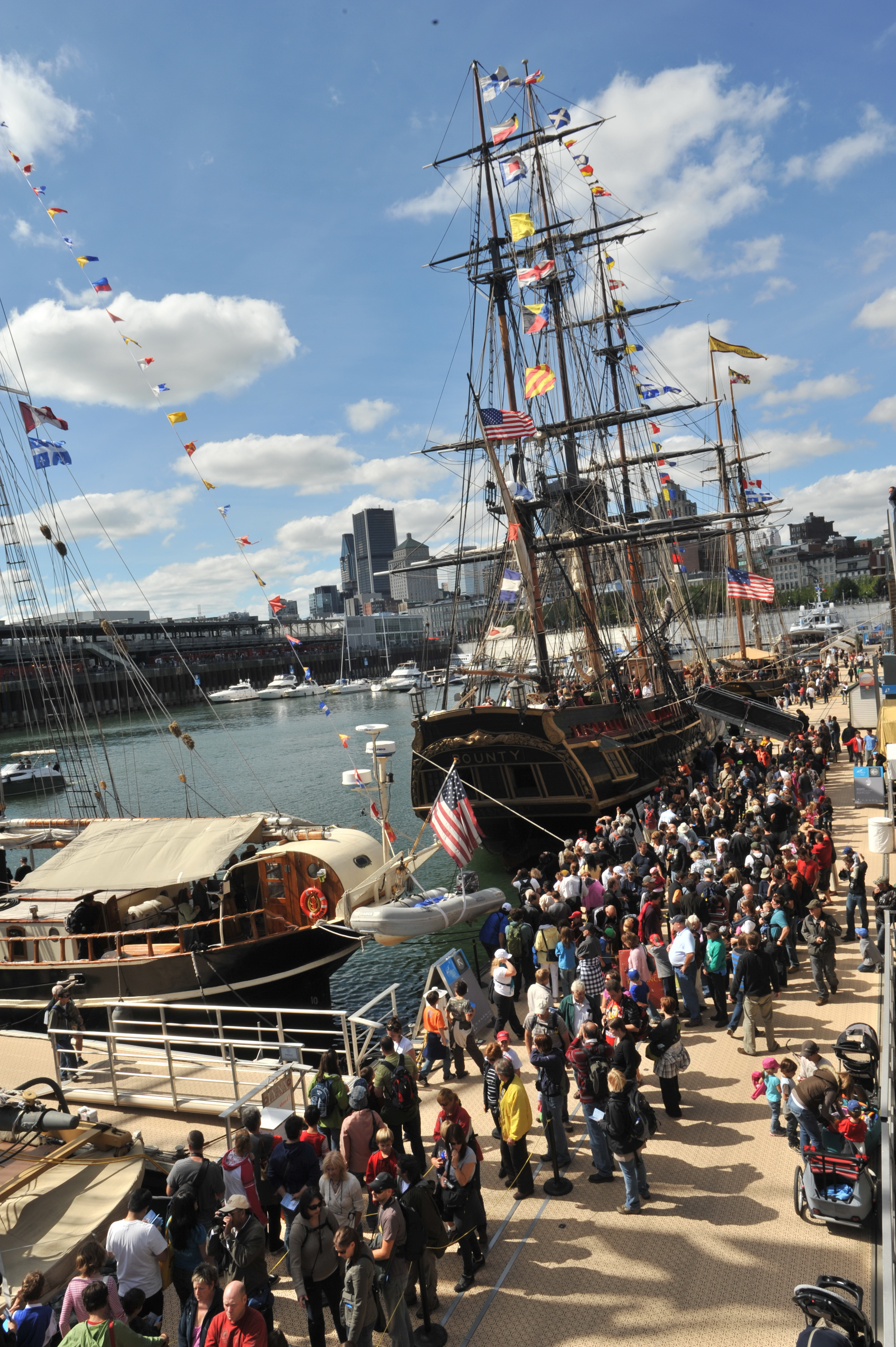 The Old Port welcomes six million visitors annually