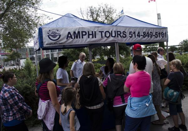Amphi-Bus Tour